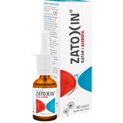 ZATOXIN Katar i Alergia // spray do nosa // 30ml