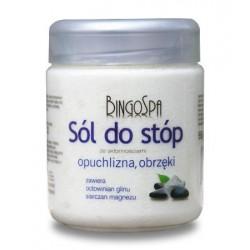 BingoSpa Sol do stop ze sklonnosciami opuchlizna, obrzeki // Zawiera octowinian glinu, siarczan magnezu