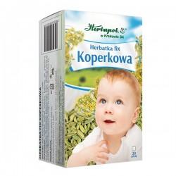Herbata fix KOPERKOWA // Herbapol Krakow // 20 saszetek