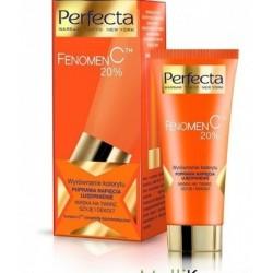 Perfecta Fenomen C 20% // Maska na twarz,szyje,dekolt // Wyrownanie kolorytu,poprawa napiecia,ujedrnienie