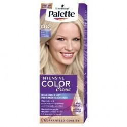 PALETTE INTENSIVE COLOR CREME // Superplatynowy blond CI12 /Maksymalny blask, rozjasniacz do 5 tonow